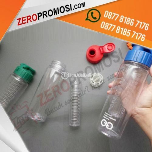 Souvenir Tumbler Infuser Water Miami Chielo Bisa Cetak Logo Murah - Tangerang