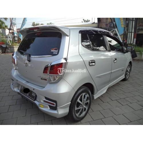 Mobil Toyota Agya 1.2 TRD Sportivo 2019 Pajak Panjang Surat Lengkap Bekas - Yogyakarta