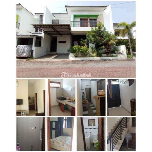 Dijual Rumah 2 Lantai Lokasi Strategis Kondisi Bekas di Perum Wirosaban - Yogyakarta