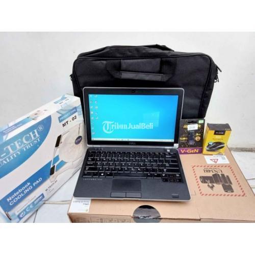 Laptop DELL E6230 Ram 4 GB Hardisk 320GB Bekas Normal Garansi - Solo