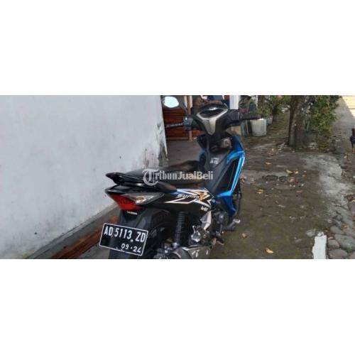 Motor Honda Supra X Double Ckram F1 2014 Bekas Mesin Halus Terawat - Boyolali