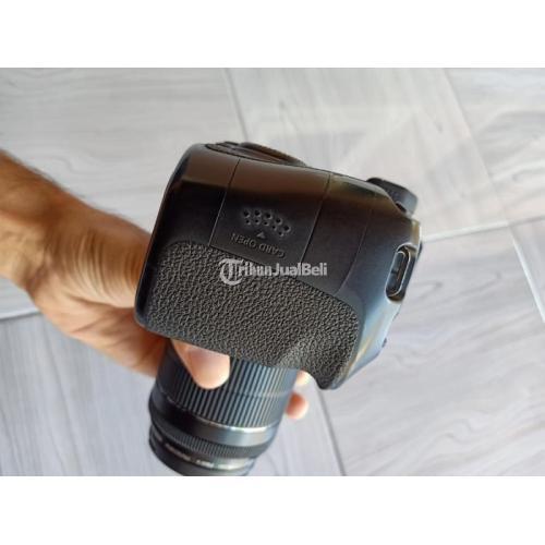 Kamera Canon EOS 60D Lensa Kit Fullset Second Fungsi Normal Mulus - Lombok Tengah