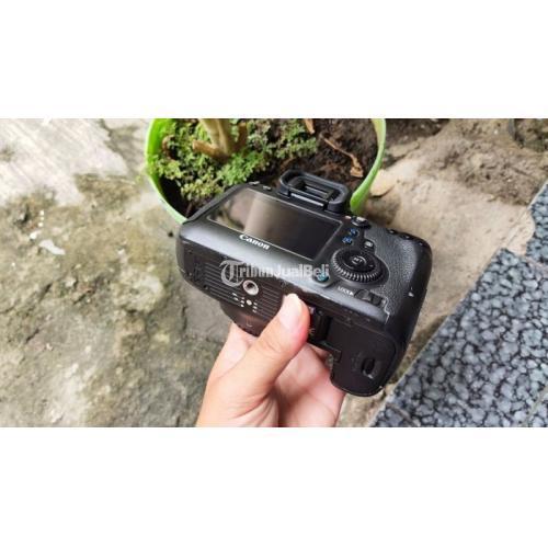 Kamera Canon 6D Body Only Fullset Bekas Normal Bebas Jamur - Jakarta Barat