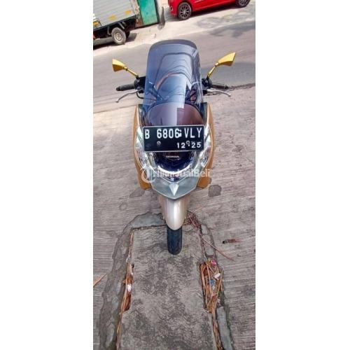Motor Honda PCX 125 Thailand 2010 Bekas Normal Mulus Surat Lengkap - Jakarta