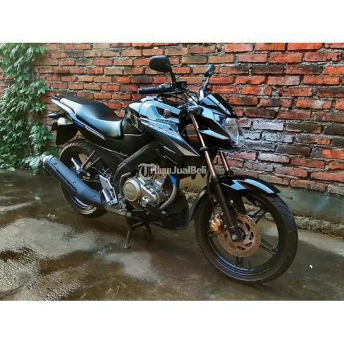 Motor Yamaha New Vixion Advance 2015 Mesin Normal Bekas Mulus - Denpasar