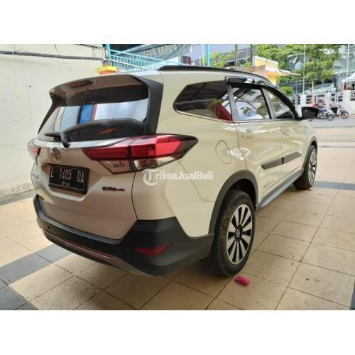 Mobil SUV Toyota Rush S Matic 2019 Bekas Siap Pakai Pajak Panjang Harga Nego - Pontianak