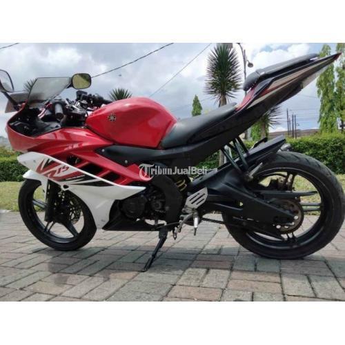 Motor Yamaha YZF R15 2015 Bekas Sehat Surat Lengkap Pajak Hidup - Medan