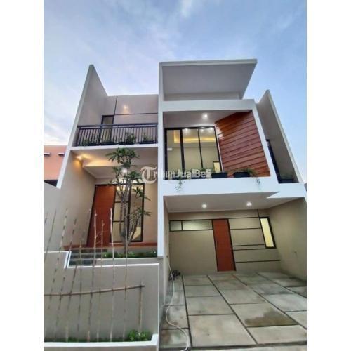 Dijual Rumah Baru di Cndet LOKASI STRATEGIS 3 LANTAI HANYA 1,7M - Jakarta Timur