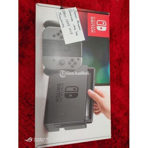 Konsol Game Nintendo Switch Original V1 Second Mulus Normal - Samarinda