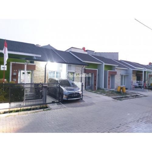 Dijual Perumahan Cluster Amethys City Karawaci Lokasi Terbaik - Tangerang