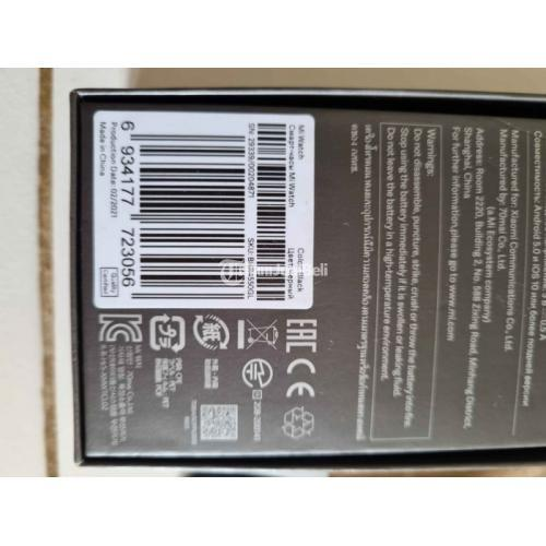 Xiaomi Mi Watch Bekas Like New Normal Nominus Lengkap - Jogja