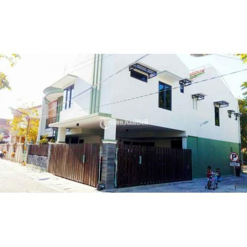 Dijual Rumah 2 Lantai Full LT.180m2 di Mojo Dekat Unair Strategis Turun Harga - Surabaya