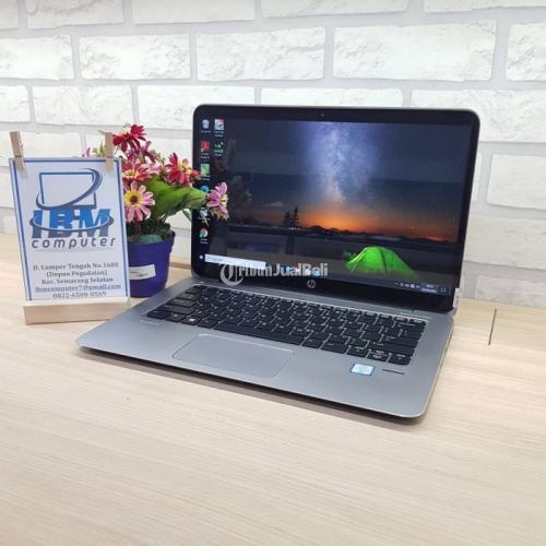 Laptop HP Elitebook 1030 Ram 16GB SSD 128GB Bekas Fullset Normal - Semarang