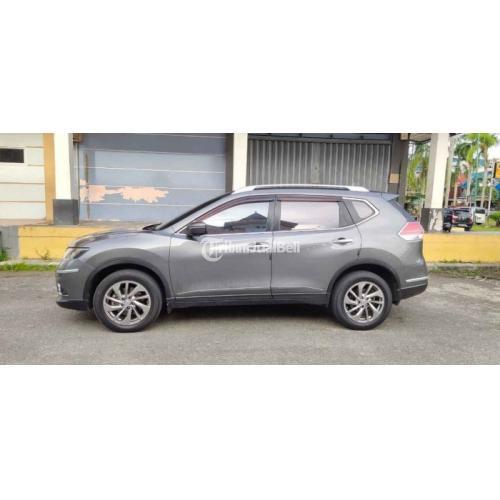 Mobil Nissan X- Trail 2015 Matic facelift Bekas Kondisi Normal Pajak Panjang - Balikpapan