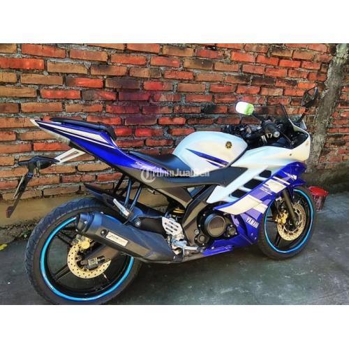 Motor YamahaR15 2014 Mesin Halus Kelistrikan Normal Bekas Harga Nego - Denpasar