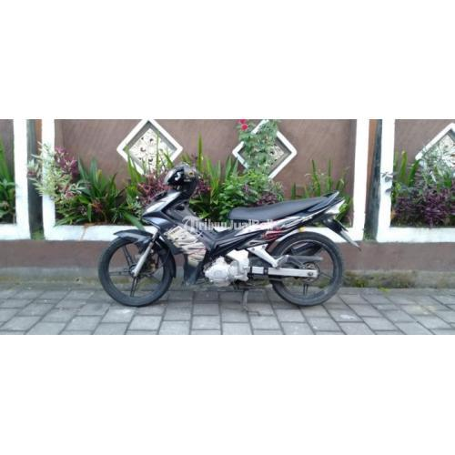 Motor Yamaha Jupiter MX 2008 Surat Lengkap Pajak Hidup Bekas Mulus - Buleleng