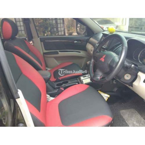 Mobil Mitsubishi Pajero Sport 2010 Body Mulus Surat Lengkap Bekas - Sidoarjo