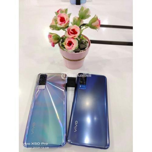 HP Vivo Y51 Ram 8GB/128GB Baru Fullset Baterai 5000mAh Bonus Case - Surabaya