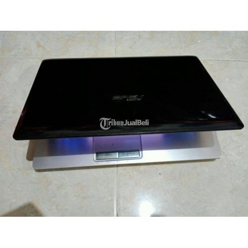 Laptop Asus K43SV Core i5 Ram 4GB Hardisk 620GB Bekas Harga Nego - Surabaya