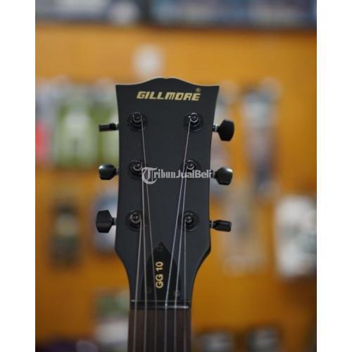Gitar Gillmore GG10 GG-10 Elektrik Guitar Baru Harga Murah - Denpasar