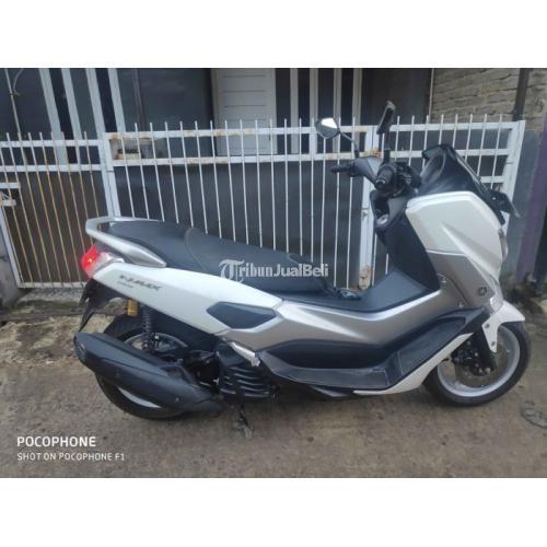Motor Yamaha NMax 2018 Bekas Full Original Surat Lengkap Pajak Panjang - Bandung