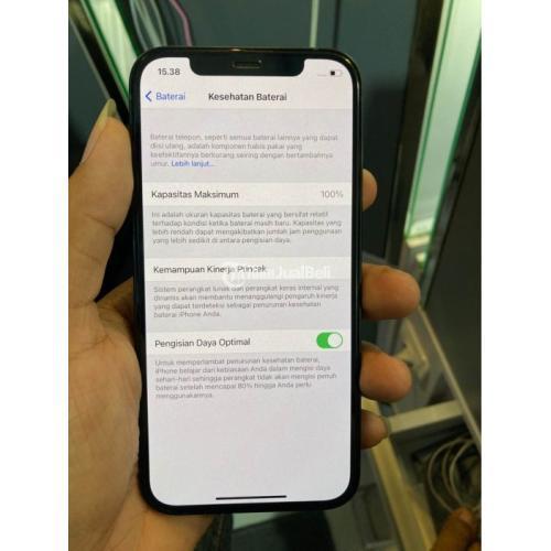 HP Apple iPhoen 12 64GB iBox Bekas Fullset Original Garansi On - Solo