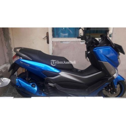 Motor Yamaha Nmax 2018 Pajak Aktif Mesin Hakus Bekas Normal - Jakarta Barat