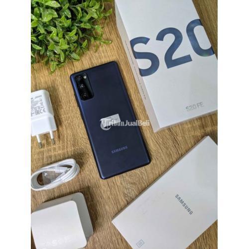 HP Samsung S20 FE Ram 8GB/128GB Fullset Bekas Mulus Gransi - Ponorogo