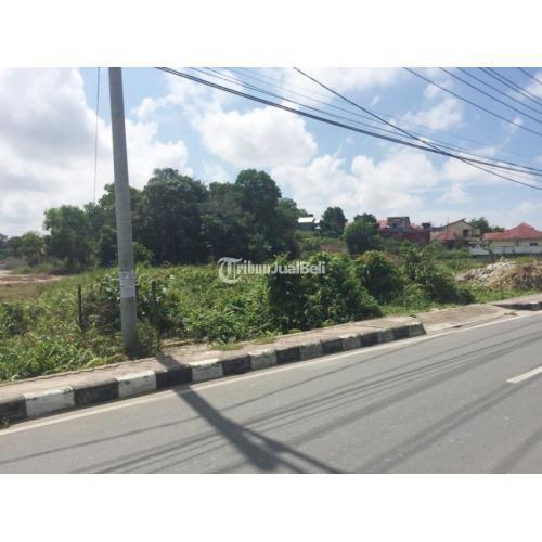 Dijual Tanah Lokasi Strategis SHM di Pinggir Jl. MT Haryono Dalam -  Balikpapan