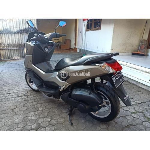Motor Yamaha NMax 2015 Pajak Baru Mesin Halus Body Mulus Bekas - Denpasar