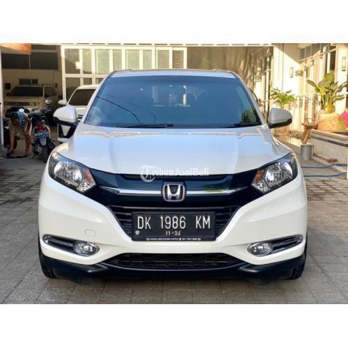 Mobil Honda CRV 1.5 E CTV Matic 2017 Bekas Kondisi Normal Terawat - Denpasar
