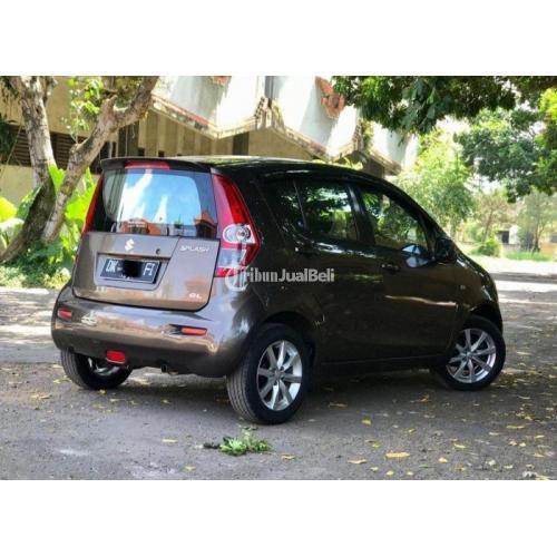 Mobil Suzuki Splash 2011 Surat Lengkap Body Mulus Irit BBM Bekas - Denpasar