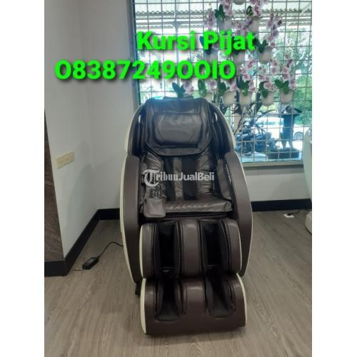 Kursi Pijat Rovos Tipe R662L Zero Gravity Massage Chair - Jakarta Utara