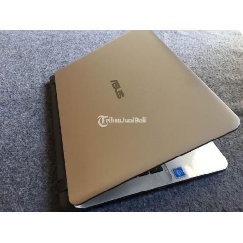 Laptop Asus Vivobook 14 inch A407M Fullset Bekas Normal Mulus - Semarang