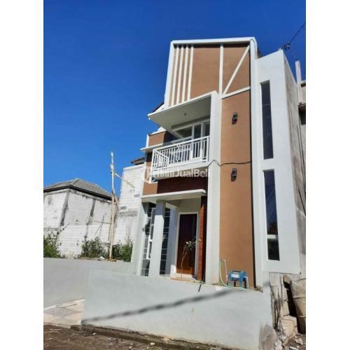 Dijual Rumah Villa Murah Best View Kota Batu Lokasi Strategis Dekat Wisata - Batu