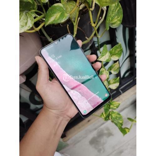 HP Samsung A30 RAM 4/64GB Bekas Mulus Nominus Harga Nego - Jakarta