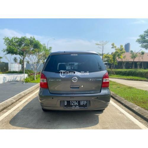 Mobil MPV Nissan Grand Livina SV Upgrade XV at 2012 Bekas Siap Pakai - Jakarta