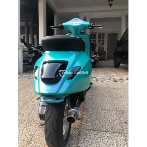 Motor Vespa Primavera iget 2017 Bekas Sehat Normal Mulus - Jakarta