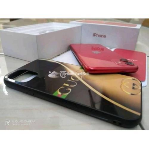 HP Apple iPhone 11 64GB iBox Bekas Lengkap Original Normal - Cimahi