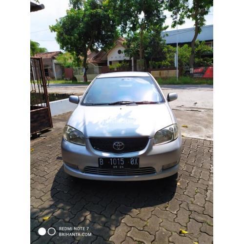 Mobil Toyota Vios G Manual 2004 Bekas Full Orisinil Terawat Mulus - Semarang