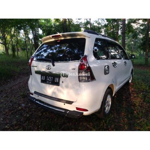 Mobil Toyota All New Avanza Tipe G Manual 2015 Bekas Harga Nego - Sleman