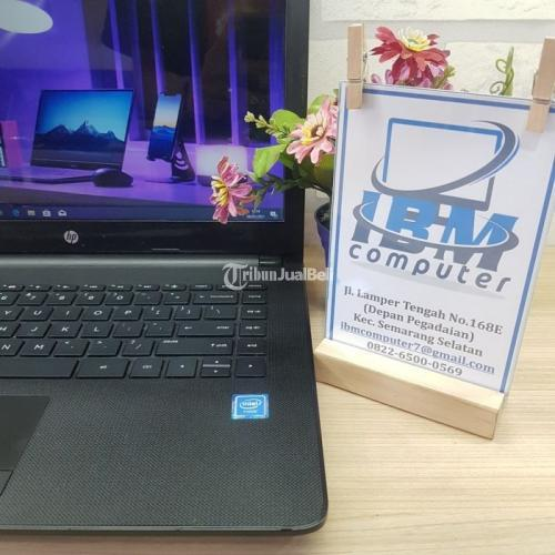Laptop HP N3350 Ram 4GB Hardisk 500GB Bekas Harga Murah - Semarang