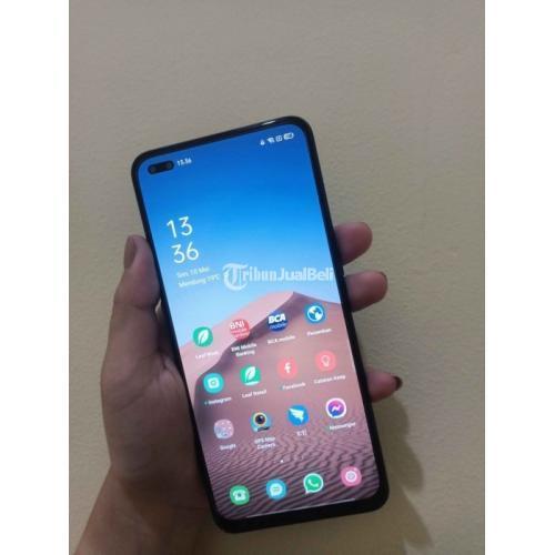 HP Oppo Reno 4 Ram 8GB.128GB Bekas Fullset Mulus No Minus - Yogyakarta