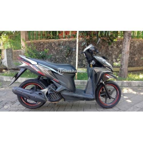 Motor Honda Vario 125CC 2013Surat Lengkap Mesin Normal Bekas - Surabaya