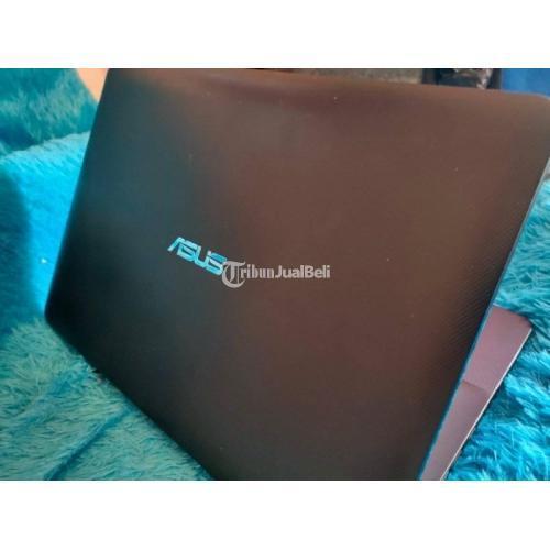Laptop Asus X455Ya Amd-E1 RAM 6GB HDD 500GB Bekas Nominus - Karawang