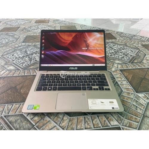 Laptop Asus Vivobook S14 A411UNV Ram 8GB Hardisk 1TB Bekas Normal - Semarang