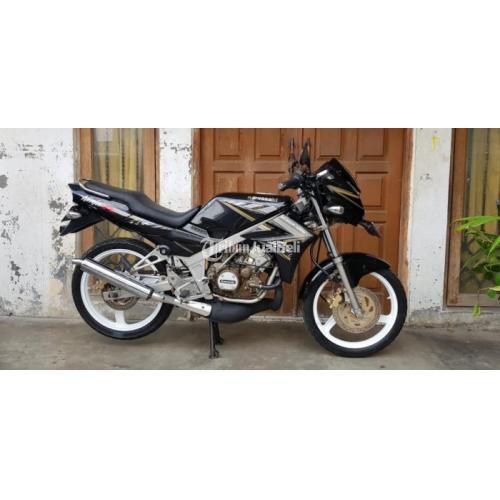 Motor Kawasaki Ninja R 2014 Bekas Body Full Original Harga Nego - Bekasi