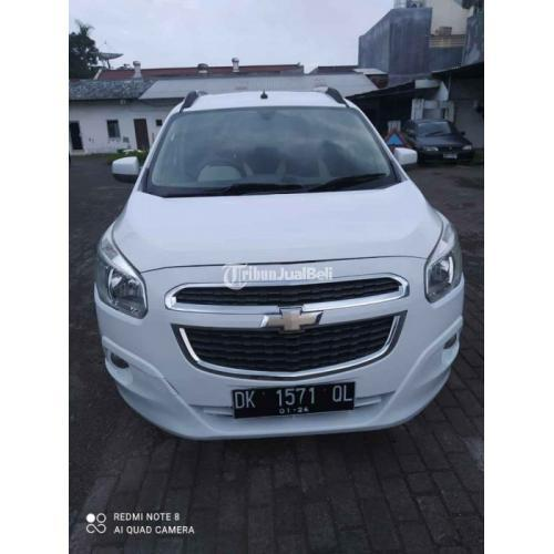 Chevrolet Spin 1.5 LTZ Matic Bensin 2013 Mesin Normal Bekas Mulus - Surabaya