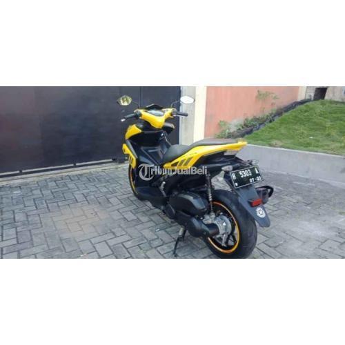 Motor Yamaha Aerox 2017 Bekas Normal Mulus Surat Lengkap Harga Nego - Semarang