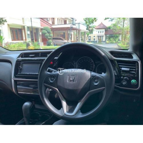 Mobil Honda All New City E Matic 2014 Bekas Terawat Orisinil Mulus Harga Nego - Jogja
